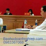 Luật sư tranh tụng vụ án dân sự