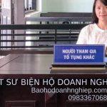 Luật sư biện hộ trong các vụ án cho doanh nghiệp