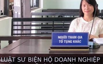Luật sư biện hộ trong các vụ án cho doanh nghiệp Trang chủ